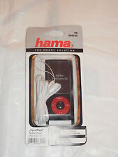 "00086145 Hama ""Sport Case"" MP3 Case for iPod nano 5G, black + strap + Foil"