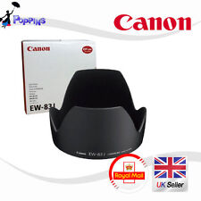 NEW Genuine Canon EW-83J Lens Hood EW 83J For Canon  EF-S 17-55mm f/2.8 IS USM