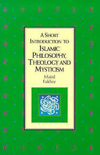 A Short Introduction to Islamic Philosophy, Theology and Mysticism-ExLibrary