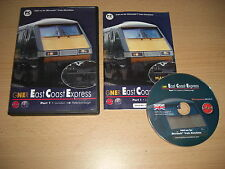 GNER EAST COAST EXPRESS Part 1 London - Peterborough Pc Add-On Train Simulator b