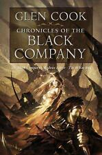 Chronicles of the Black Company Books 1-3 in Series by Glen Cook (2007, PB)