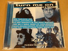 CD MUZIEK 10 DAAGSE / TURN ME ON - TOUGH & TENDER