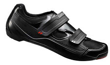 Shimano SH-R065 Road Bike Cycling Shoes Black - 44 (US 9.7)