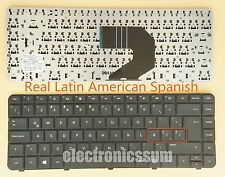 FOR HP Pavilion 646125-161 AER15L00510 MP-10N66LA-920 Keyboard Teclado Latin SP