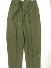 WWII USN P1941 HBT Herring Bone Twill Combat Trousers or Pants Uniform 31 x 31