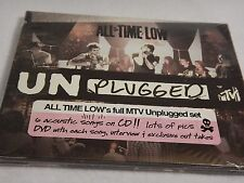 All Time Low-MTV Unplugged  (US IMPORT)  CD with DVD NEW