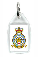 ROYAL AIR FORCE 31 SQUADRON KEY RING (ACRYLIC)
