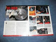 1964 Chevelle How To Tech Article on Installing a CPP Front Disk Brake Kit