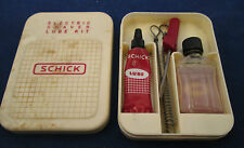 Schick Electric Shaver Lube Kit in Plastic Case