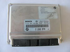 Calculateur ECU BOSCH 0281001445 DDE 2249970 BMW E46 320d 136ch 1998