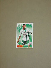 GHOULAM  ASSE ST-ETIENNE Trading card carte panini FOOT 2012-2013 ADRENALYN XL