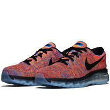 NIKE FLYKNIT AIR MAX MEN'S RUNNING SHOES SIZE US 9.5 UK 8.5 EUR 43 620469-404