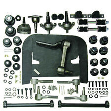 "63-66 Corvette Front Poly Suspension Rebuild Kit  ""III"""