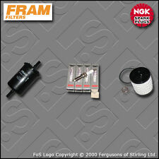 SERVICE KIT CITROEN C4 GRAND PICASSO 1.6 THP 155 OIL FUEL FILTER PLUG 2008-2013