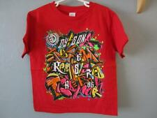 NEW DYSE ONE CLOTHING COMPANY GRAPHIC TEE KIDS M MEDIUM 68VD