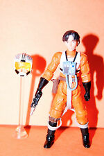 STAR WARS LEGACY DOROVIO BOLD X-WING PILOT LOOSE COMPLETE