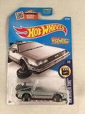 2015 Hot Wheels Screen Time 1/5 Back to the Future 221/250 DHR29  +3 1:64