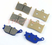 Front & Rear Brake Pads For YAMAHA YZF R1 2004 2005 2006 04 05 06