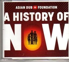 (DO710) Asian Dub Foundation, A History Of Now - 2011 DJ CD