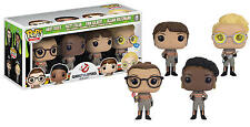 Ghostbusters Geisterjäger 4 Figuren Set Pop! Movies 4-Pack Vinyl Figur Funko