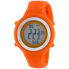 Columbia CT012-800 Comet Orange Women's Resin Band Digital Sports Watch
