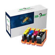 4 100 XL INK CARTRIDGES FOR LEXMARK PRO705 PRO805 PRO905 PRO901 PRINTER