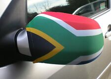 CAR WING MIRROR FLAGS, COVERS, FLAG-UPS! - SOUTH AFRICA