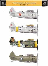 sd72003/ S.B.S Model - Decals - Polikarpov I-153 - Finnland - 1/72 - TOPP