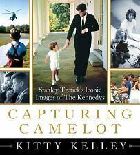 Capturing Camelot:Stanley Tretick's Iconic Images of the Kennedys..NEW Hardcover