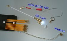 Cable Access Kit Push Pull Rod Duct Rodder cable puller fish tape