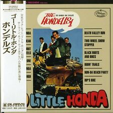 HONDELLS-GO LITTLE HONDA-JAPAN MINI LP CD BONUS TRACK C94