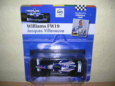 Altaya Williams FW19 / FW 19 Jacques Villeneuve Formula 1, 1997 #3 1:43