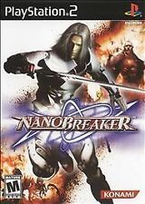 Nano Breaker NanoBreaker w/CASE WORKS Sony Playstation 2 PS2