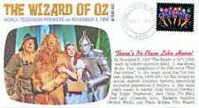 """COVERSCAPE computer designed 60th anniversary """"Wizard of Oz"""" on TV event cover"""