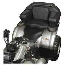 ATV REAR LOUNGER SEAT w/ LOCKABLE STORAGE BOX; HOLDS 2 HELMETS + GEAR; COMFY