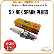 5 X Ngk Spark Plugs Para Volvo 850 Serie 2.3 1995-1997 pfr7b
