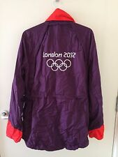 Adidas London 2012 Olympic Original Packable Jacket Raincoat