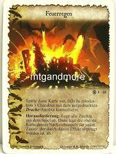 A Game of Thrones LCG - 1x Feuerregen  #018 - Die Banner sammeln sich