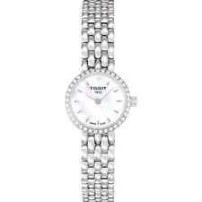 Tissot Lovely Mother Of Pearl Quartz Trend Women's Dress Watch T0580096111600