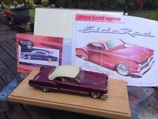 Franklin Mint Cadillac Eldorod By Boyd Coddlington & Chip Foose Custom Hot Rod