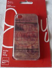 iPhone 4/4S Coca-Cola Protective Snap Case