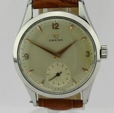Omega Vintage Chronometer  Manual Winding Steel Men
