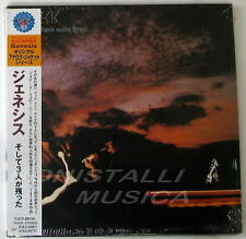 GENESIS - ...AND THEN THERE WERE THREE... - CD Sigillato Japan Vinyl Rep. w/Obi