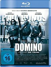 DOMINO-LIVE FAST,DIE YOUNG  BLU-RAY NEU