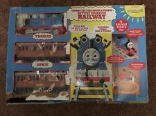 Thomas the tank engine & friends battery operated railway