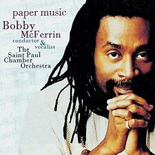 Bobby McFerrin Paper music (1995) [CD]