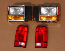 10 Piece Head & Tail Light Kit Ford Explorer 91 92 93 94 Parking Side & Doors