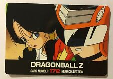 Dragon Ball Z Hero Collection 172