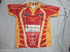 #RR1. BELROSE EAGLES JUNIOR  RUGBY LEAGUE PLAYER'S  JERSEY, SPONSOR