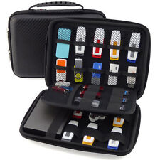 Multifunctional Portable Storage Pouch Bag GPS/USB Flash Drive/Hard Drive Case